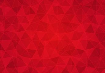 Wektor t o z czerwonymi tr 243 jk tami
