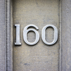 Number 160