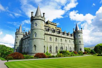 Inveraray castle Fototapete