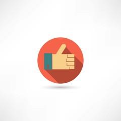 thumb up icon