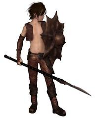 Dragon Warrior Boy