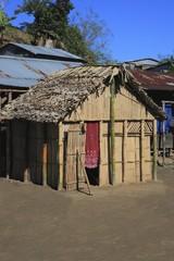 Maison de brousse