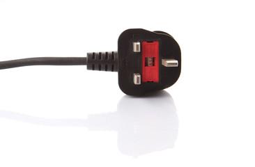 British Standard Three Pin AC Power Plugs