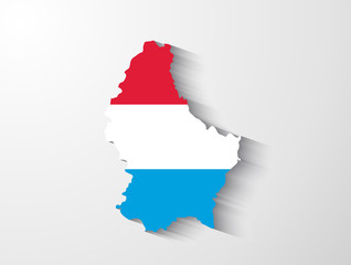 Search Photos Luxembourg City - Luxembourg map vector
