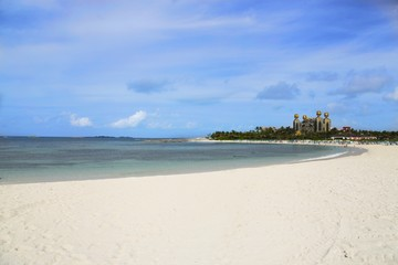 Plage Bahamas