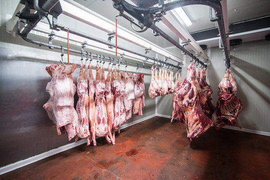 Meat warehouse