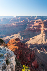 Famous Grand Canyon NP.