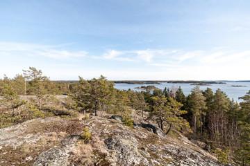 sea view in finland