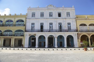 Bâtiment Cuba
