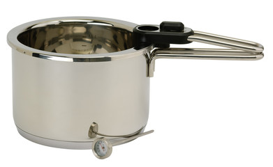 Stainless steel pressure pot with cover