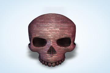 New Brick Wall Skull Series II