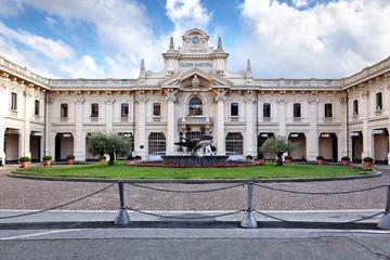Stazione Marittima in Genua / Porto Genova