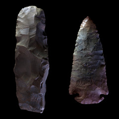 Stone Arrow Head