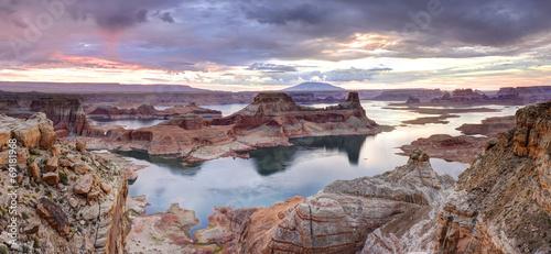 Fototapete Lake Powell Sunrise