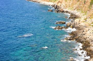 Mar ionio - Palmi - rovaglioso