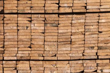 Stapel Holzbretter