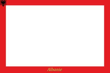 Rahmen Albanien