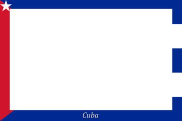 Rahmen Kuba