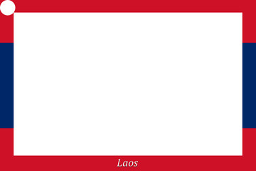 Rahmen Laos