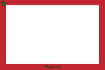 Rahmen Marokko