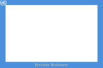 Rahmen Vereinte Nationen