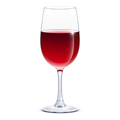 glaas of wine
