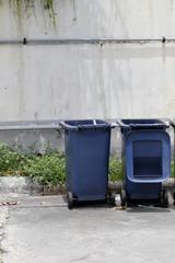 The trash.