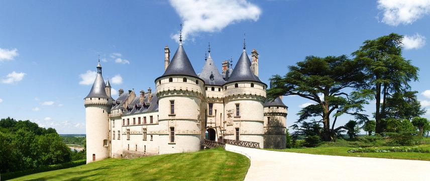 Chateau Chaumont-s-Loire