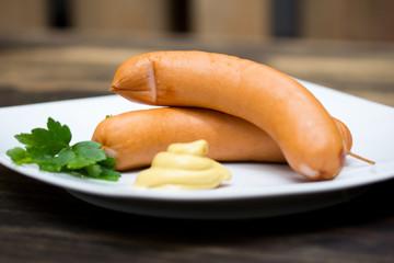 Bockwurst Snack