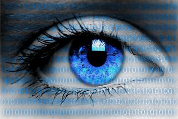 cybernétique et numerique hightech