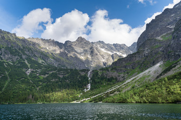 Lake Morskie Oko, Tatra National Park, Zakopane