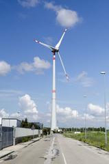 Wall Murals Wind turbine