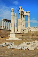 Pergamon-Bergama-Akrepol