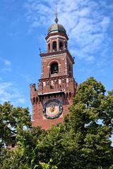 Torre del Filarete im Castello Sforzesco, Mailand