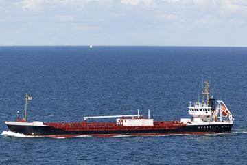 Tanker auf der Ostsee