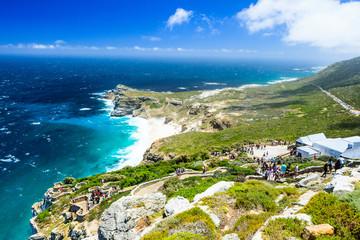 Poster Afrique du Sud Cape Point, Kap der Guten Hoffnung