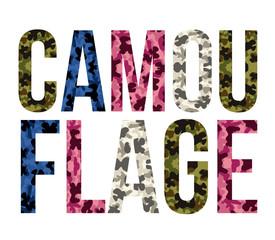 Camouflage design