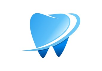 dentist logo,clean teeth protection vector,orthodontics sign