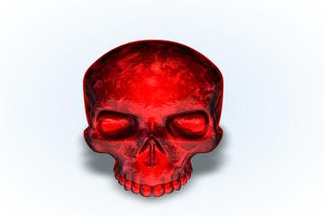 Blood Skull Series II