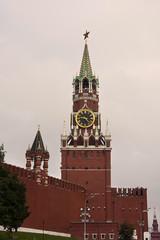 Mosca - Cremlino - Torre Spasskaja