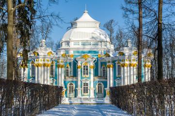 Palace pavilion