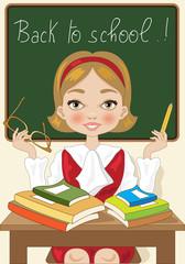 Ritorno a scuola - Back to school