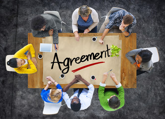 Multiethnic Group with Agreement Concept