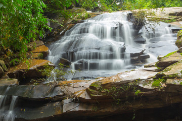 nature waterfall