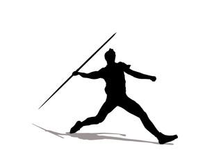 Athletics javelin