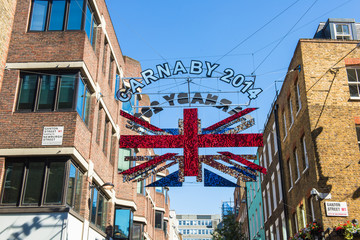 Carnaby 2014
