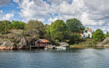 Holiday home in the archipelago  near Lysekil, Sweden