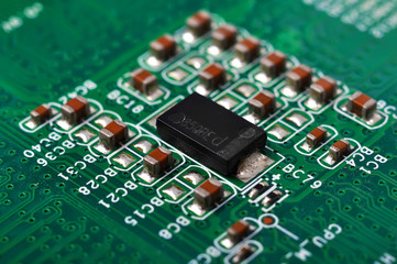 Microchips and circuit