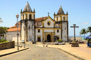 igreja no Recife Brasil