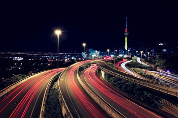 Auckland & Trail Lights